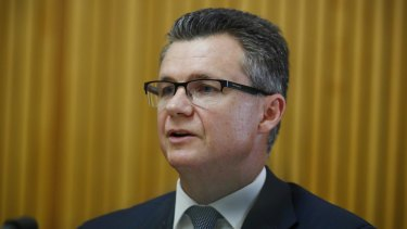 Labor MP Matt Thistlethwaite asked the real money question...