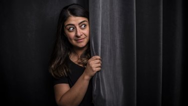 Comedian Susie Youssef is making her Sydney Theatre Company debut in Accidental Death of an Anarchist.