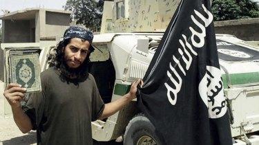 Paris attacks ringleader suspect Abdelhamid Abaaoud.