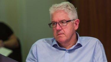 Former Minerals Council chief executive Brendan Pearson.