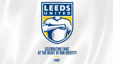New logo: fans are displeased with the proposed change of badge.