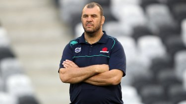 Wallabies coach Michael Cheika says the attacking prowess of England and Wales is not news to him.