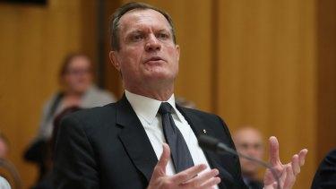 "Tax Commissioner Chris Jordan said Mr Cranston had made a ""huge error of judgment""."