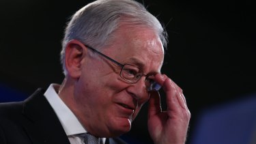 Trade Minister Andrew Robb brokered a deal on pharmaceuticals.