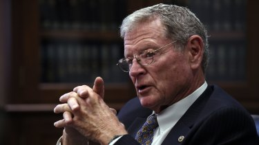 US Congressional Republicans such as  Senate Environment Committee Chairman Senator James Inhofe are shrugging off Pope Francis' call for urgent action on climate change.