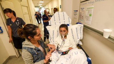 Hospitals were inundated last November with thunderstorm asthma victims.