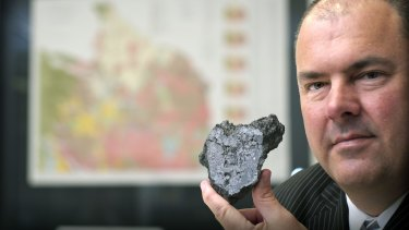 Mark Thompson's Talga Resources plans to convert high-grade graphite from Sweden into a material called graphene, which is stronger than steel, conducts electricity better than copper and is so light and flexible that companies like Samsung Electronics Co are using it to develop new devices.
