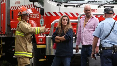 Former Health Services Union boss Kathy Jackson at her home north of Wollongong.
