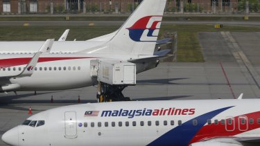 Marketing gaffe: Malaysia Airlines has rebranded its bucket-list competition.