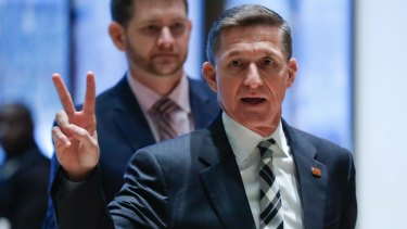 Michael Flynn was forced to quit as national security adviser over leaked phone conversations regarding the United States' relationship with Russia.