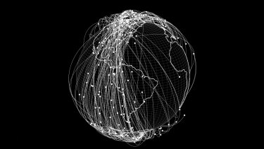 Studio Roosegaarde's Space Waste Lab aims to track and capture space junk.