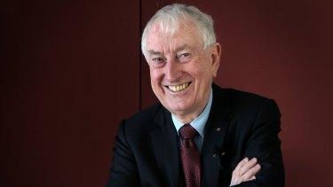 """The NHMRC ought to be able to provide advice to government without fear or prejudice, but I'm not sure that it can"": Nobel prize winner Professor Peter Doherty."