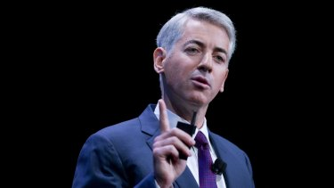More than half Bill Ackman's Pershing Square Capital Management holdings are in the ETF, including Zoetis and Canadian Pacific Railway.
