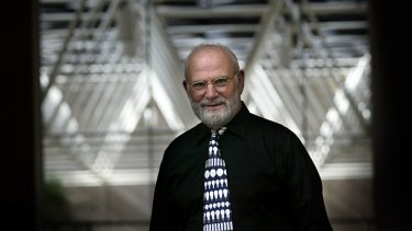 """""""I've had a lot of losses and destructions in my time."""" Author and neurologist Oliver Sacks in 2002."""