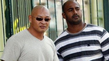 Andrew Chan and Myuran Sukumaran won't face the firing squad alone on Nusakambangan.