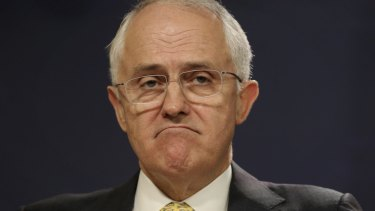 He may have been a successful investment banker, but somehow Malcolm Turnbull didn't have a convincing message to win a majority government or convince business leaders.