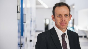 """Justice Minister Shane Rattenbury described the result as """"bitterly disappointing"""" but said he would continue to fight for a needle exchange if re-elected."""