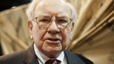 Warren Buffett lost $US11.3 billion.