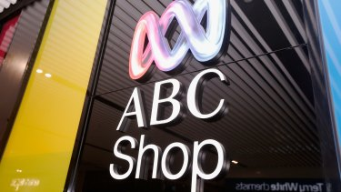 Have declining CD and DVD sales contributed to the ABC shutting its retail stores across Australia?
