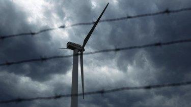 Future seems bleak for large-scale renewable projects in Australia.