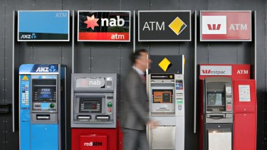 Westpac, Commonwealth Bank, ANZ Banking and National Australia Bank all gained about 1 per cent on Thursday.