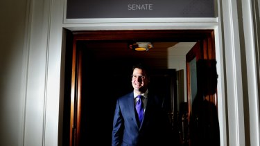 Senator Zed Seselja says he would likely sit out of a vote on same-sex marriage.