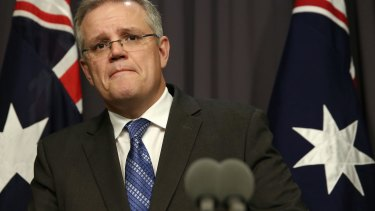 Treasurer Scott Morrison says people with strong religious view on same-sex marriage have been subjected to hatred too.
