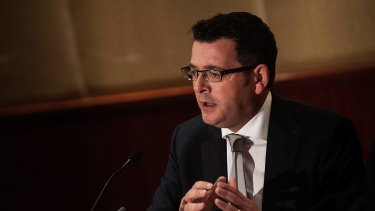 The cost of Daniel Andrews' decision to cancel the East West Link contract has blown out to at least $657 million.