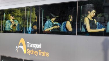 A spokeswoman for NSW Transport Minister Andrew Constance said customers on lines serviced by S-sets would be the first to benefit when the new Waratah trains arrive next year.