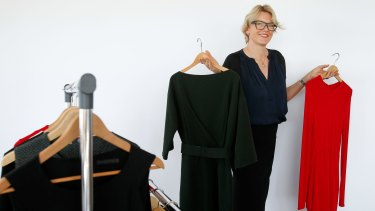 Dress for Success helps women get back on their feet by providing professional outfits for job interviews and other occasions.
