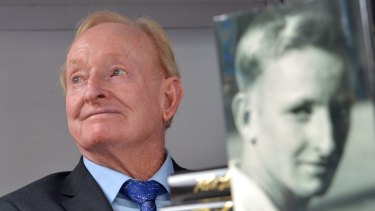 Rod Laver: one of tennis' greatest ever.