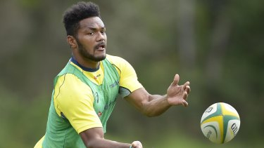 Henry Speight will play five games for the Brumbies before focusing on the Olympic Games.