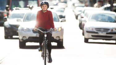 Canberra cyclists are most likely to be involved in a crash on Wednesdays