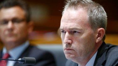 'The buck needs to stop with senior executives', said Liberal MP David Coleman.