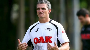 Dumped: Ivan Cleary.