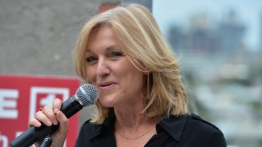 The Sex Party's Fiona Patten admits to smoking marijuana.