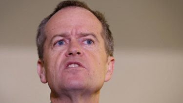 Bill Shorten has cancelled a radio engagement after Eddie McGuire's comments on Caroline Wilson.