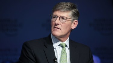 Michael Corbat, chief executive officer of Citigroup.