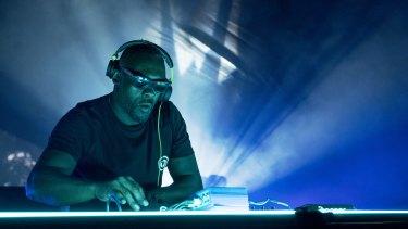 Turn it up: Elba plays Charlie, a wannabe nightclub DJ and music producer.