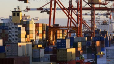 Fremantle port is among a number of assets up for sale in a bid to boost coffers