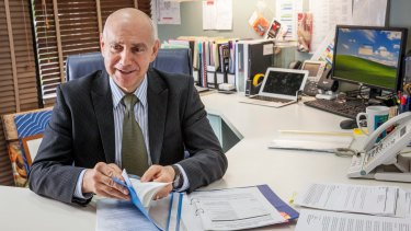 Member for Oxley, Bernie Ripoll, has been Labor's representative for financial services, superannuation, sport and assistant for small business matters.