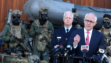 Prime Minister Malcolm Turnbull is pushing for multibillion-dollar subsidies for the defence industry.
