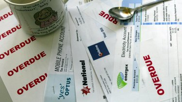 Australians are contacted by debt collectors more than 65 million times a year.