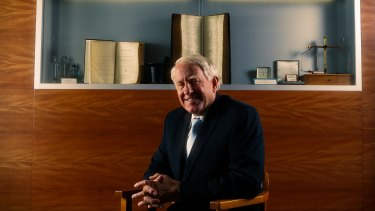 Robert Millner exemplifies Warren Buffett's attribute of diversification.