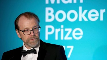 George Saunders' Lincoln in the Bardo deservedly took out the Man Booker prize.