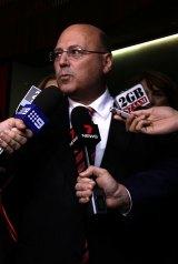 Senator Arthur Sinodinos has accused colleagues of engaging in political sabotage.