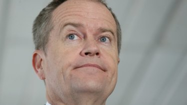 """""""This is a black-and-white matter"""": Opposition Leader Bill Shorten says a woman raped on Nauru should be allowed to come to Australia for a termination."""