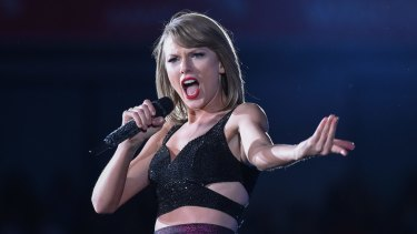 Is Taylor about to give it up for her fans?