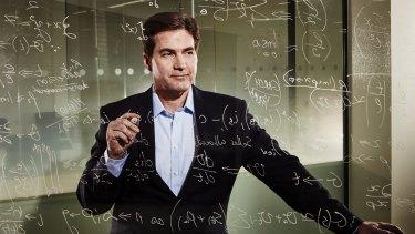 "Australian businessman Craig Wright: ""I do not have the courage. I cannot."""