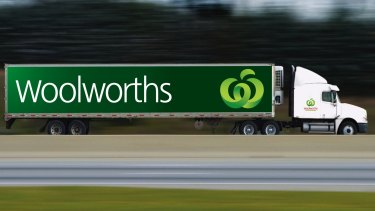 Woolworths' turnaround will take three to five years.